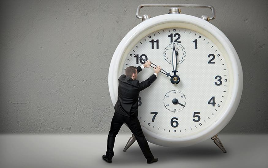 Socorro, não tenho tempo!!!