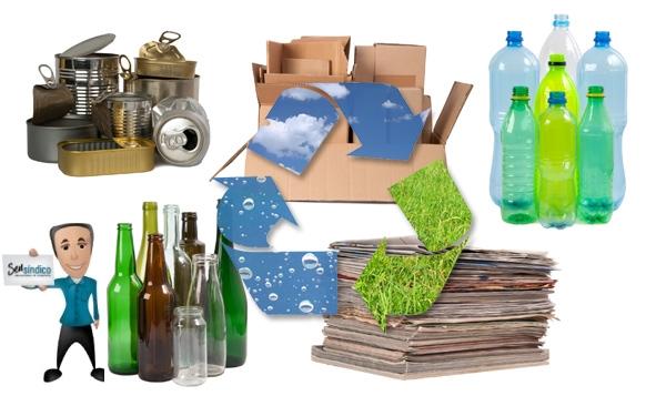 Administradora Condominios Contagem - Reciclar