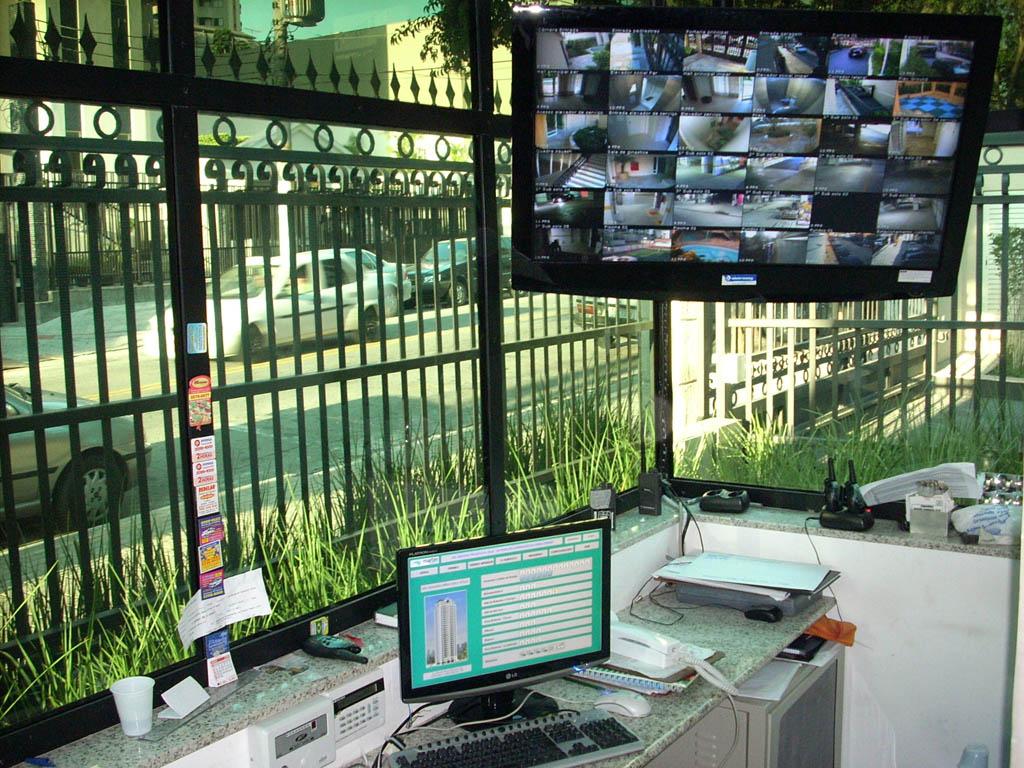 CFTV em condominios