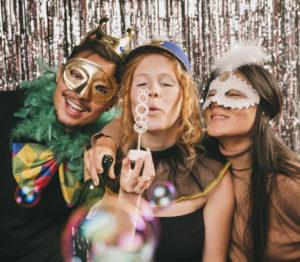 Carnaval em condomínio